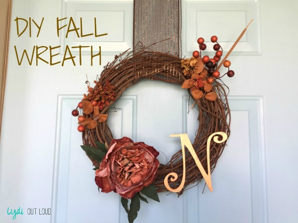 FALL DECOR, DIY WREATH, DIY, FALL WREATH