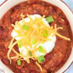 the best ever chili recipe