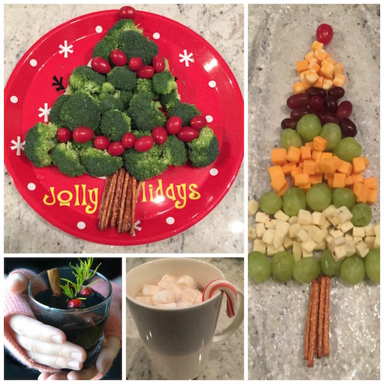 wine, hot chocolate recipes, party ideas, Christmas party ideas