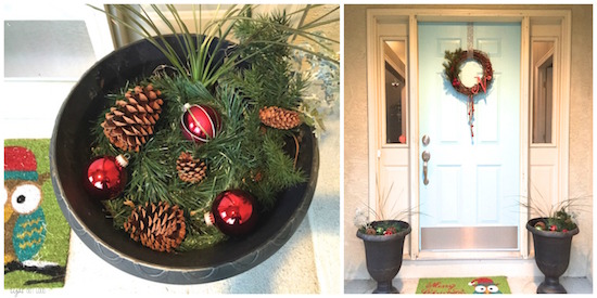 holiday decor, Christmas decor, DIY Christmas Decor