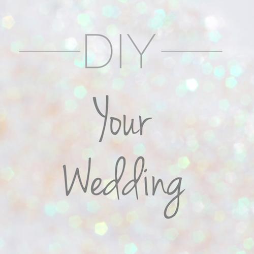 diy wedding, budget wedding, money saving, wedding crafts