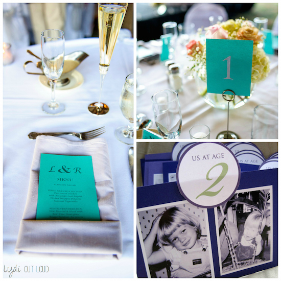 diy wedding table numbers, diy wedding menus, wedding crafts, budget wedding, personalized wedding