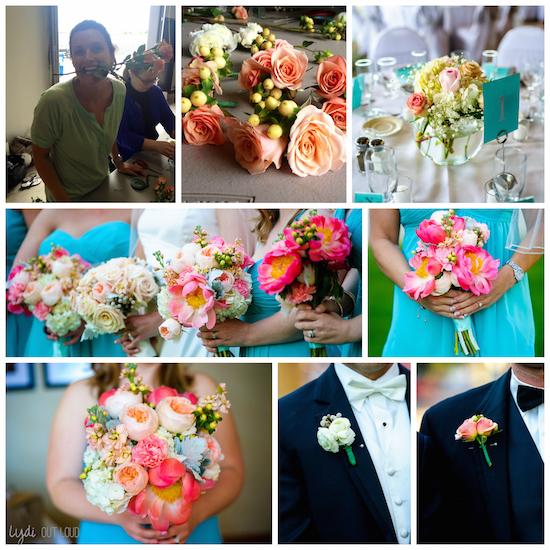 diy wedding flowers, budget wedding, wedding bouquets,