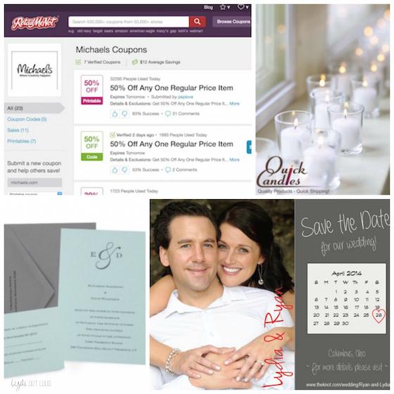 wedding planning, wedding ideas, money saving tips for weddings