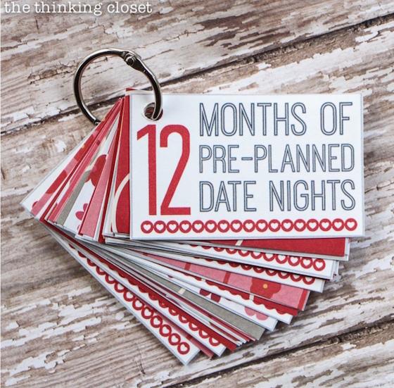 valentine's gift ideas, valentines printables, the thinking closet, valentines crafts, date nights, date ideas