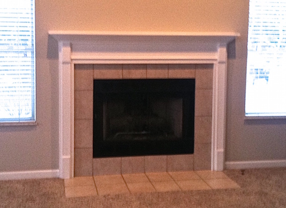 fireplace decor, fireplace makeover, fireplace before and after, redecorating, remodeling