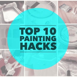 painting tips, painting hacks, tips and tricks, home renovation, re-painting, home improvement