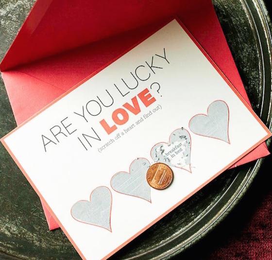 bhg, valentine's gift ideas, valentines crafts, DIY valentines gifts, scratch off, gift ideas