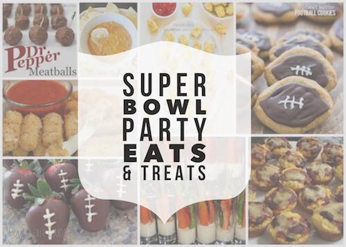 super bowl party eats, super bowl food, party food, appetizers, party ideas