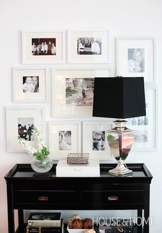 entryway table decor, sofa table decor, console table decor, home decor