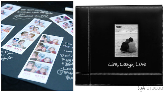 photo booth, wedding planning, guest book ideas, DIY wedding