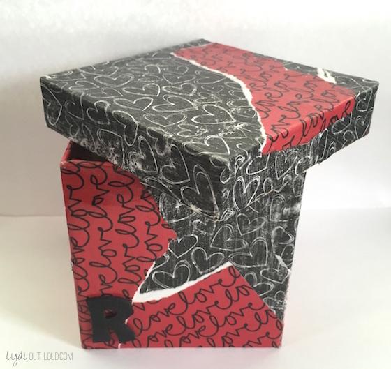 Mail Box 1st Anniversary Gift