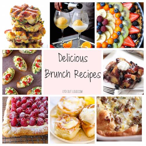 Best Brunch Recipes