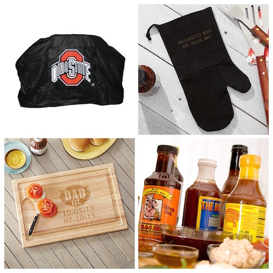 Father's Day Gift Ideas - gifts for the grill master