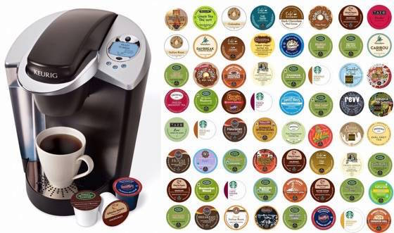 Graduation gift ideas - Kuerig & K-cup variety pack