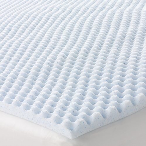 Graduation gift ideas - memory foam mattress topper