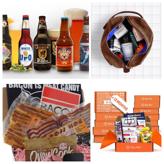 Father's Day monthly gifts