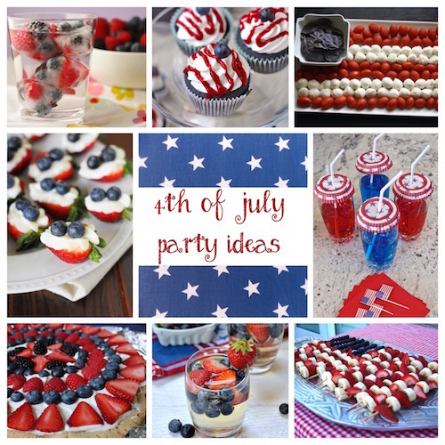 4th of July parties ideas