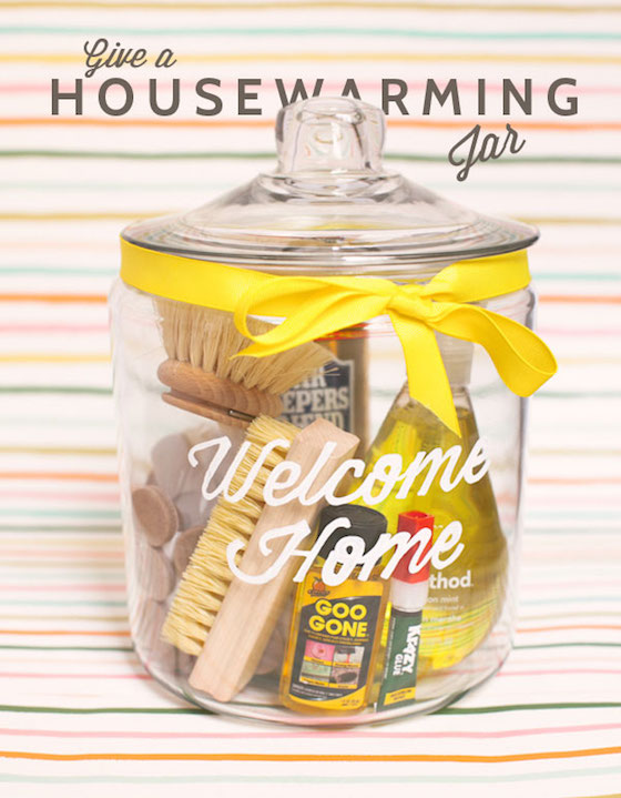 Housewarming Jar