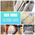 Top Cleaning Hacks