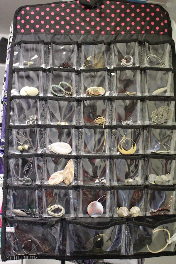 DIY Jewelry Organizer Lydi Out Loud