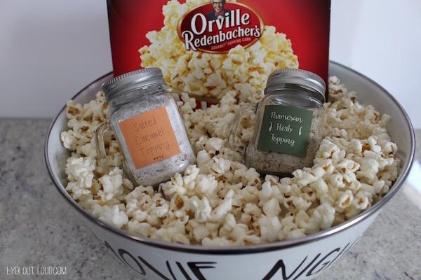 Movie night date package