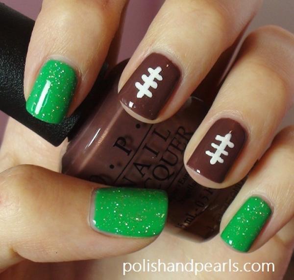 Football manicure