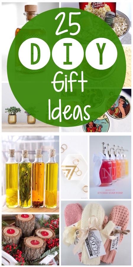 Amazing DIY gift ideas! via @lydioutloud