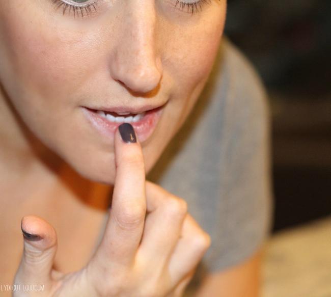Lip Scrub