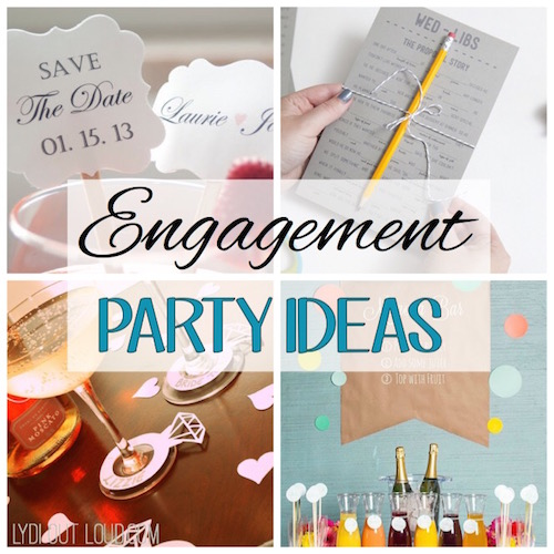 10 engagement party ideas that will rival the wedding lydi out loud - Engagement party decoration ideas home property ...