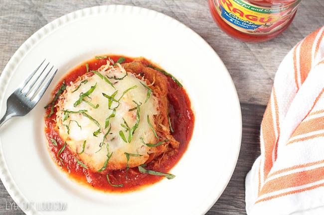 The most amazing Eggplant Parmesan recipe!