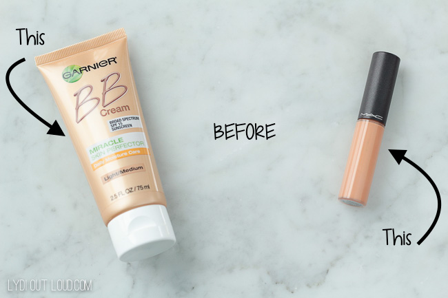 Amazing foundation and concealing tip! I wish I had known this sooner!