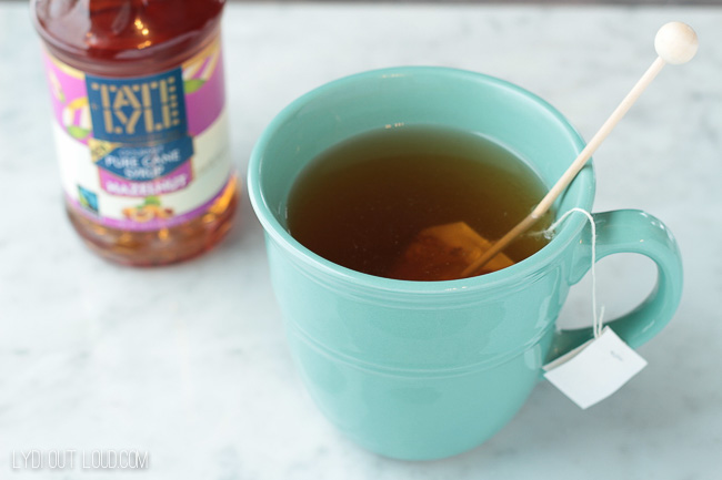Honey Nut Green Tea