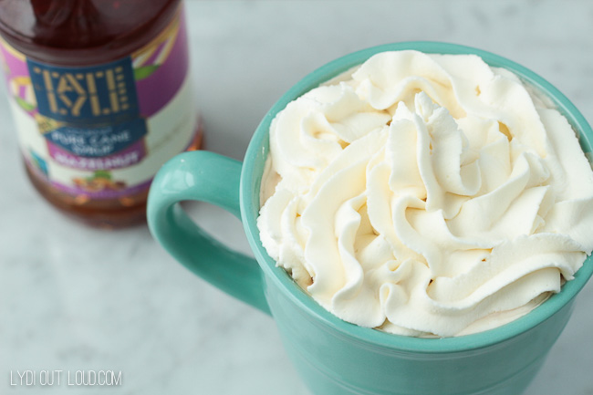 Nutty Irishman Coffee Drink