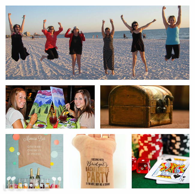 6 Out of the Box Bachelorette Party Ideas