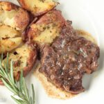 Chianti Braised Short Ribs with Rosemary and Garlic - so delicious!