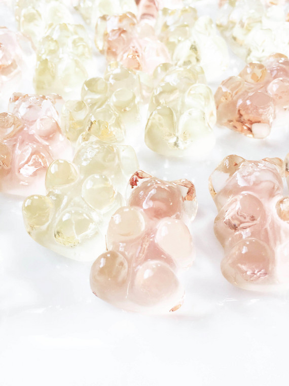 Champagne Soaked Gummy Bears