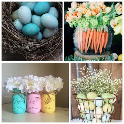 Beautiful Easter decoration inspiration!