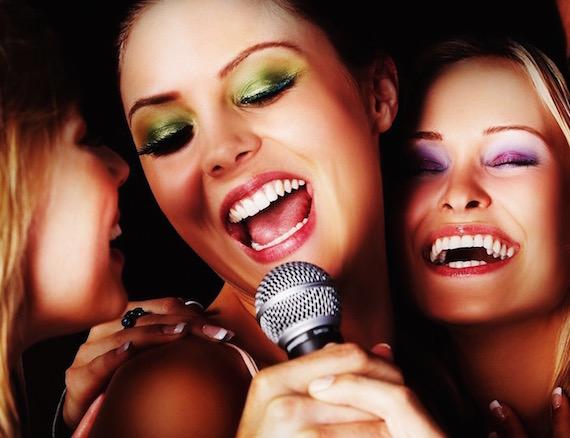 Karaoke Bachelorette Party