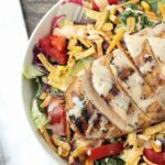 Tequila Lime Chicken Salad