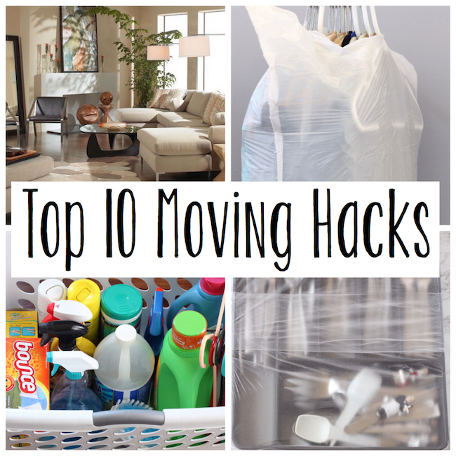 Top 10 Moving Hacks for a Painless Move!