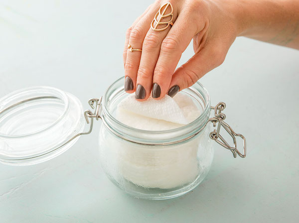 DIY Makeup Remover wipes - so much better than store bought and a fraction of the cost.