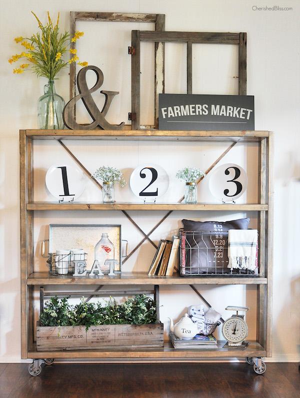 Bookshelf Decorating Ideas Pinterest: Show Me Your Shelfie: Beautiful Shelf Decor