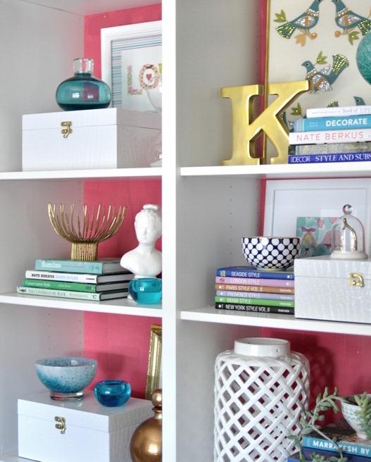 Show Me Your Shelfie: Beautiful Shelf Decor