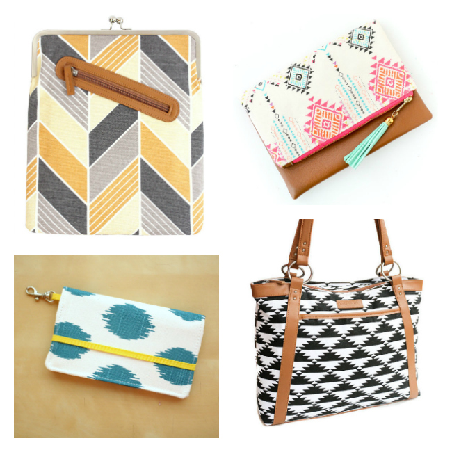 Kailo Chic handbags and accessories - such a great find on etsy!