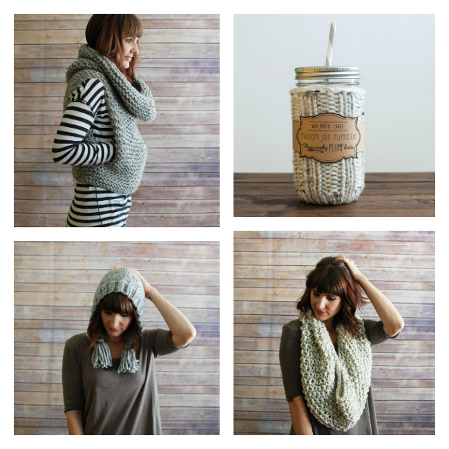 Pleasantly Plump knits - I love her designs!