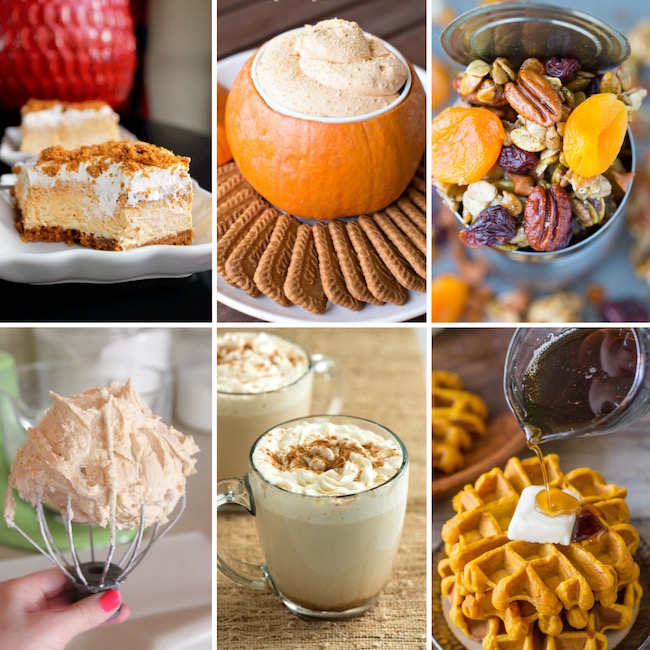 These are the 50 most amazing pumpkin recipes I've ever seen!
