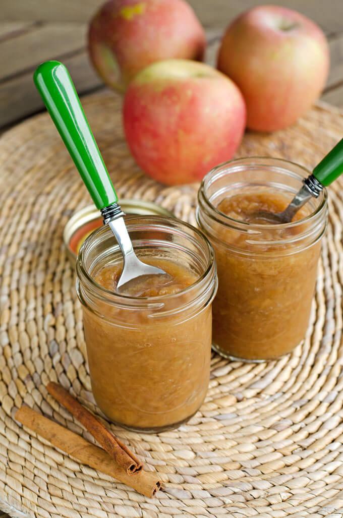 Crock Pot Apple Butter - yum!