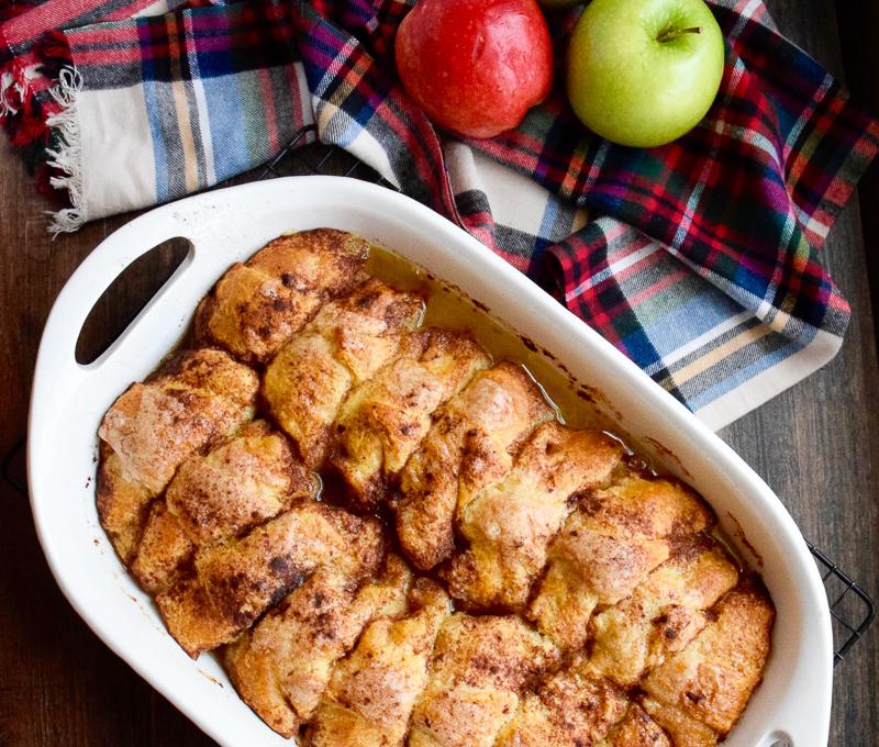 These Apple Soda Dumplings may be my favorite new fall dessert! Pumpkin who?!