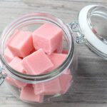 Peppermint Sugar Scrub Cubes Recipe